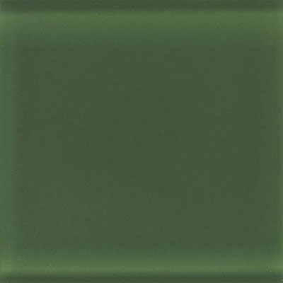 Daltile Glass Reflections Gloss Mosaic 2 x 2 Leafy Green GR17 22MS1P