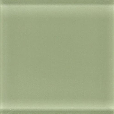 Daltile Glass Reflections 4 1/4 x 12 3/4 Gloss Mint Jubilee GR15