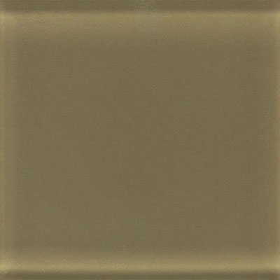 Daltile Glass Reflections 4 1/4 x 8 1/2 Frosted Olive Oil GR08 48F1P