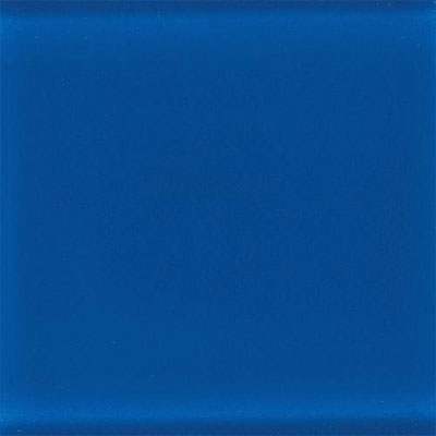 Daltile Glass Reflections Gloss Mosaic 2 x 2 Stratosphere Blue GR14 22MS1P