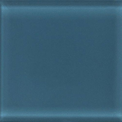 Daltile Glass Reflections 4 1/4 x 8 1/2 Frosted Twilight Blue GR04 48F1P