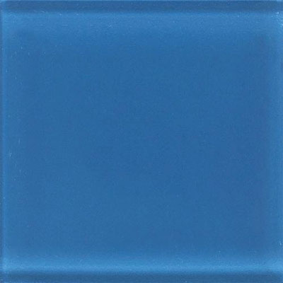 Daltile Glass Reflections 4 1/4 x 8 1/2 Frosted Ultimate Blue GR06 48F1P