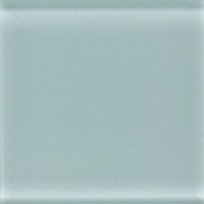 Daltile Glass Reflections Liner 1 x 6 Whisper Green GR02 161P