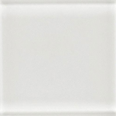 Daltile Glass Reflections 4 1/4 x 12 3/4 Gloss White Ice GR13