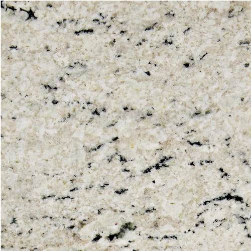 Daltile Granite 12 x 12 Polished Cotton White G958 12121L