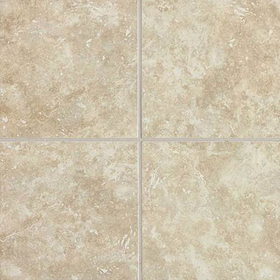 Daltile Heathland 4 1/4 x 4 1/4 Wall Tile White Rock HL01 441P2