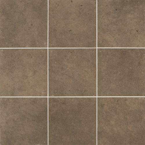 Daltile Industrial Park 12 x 12 Chestnut Brown