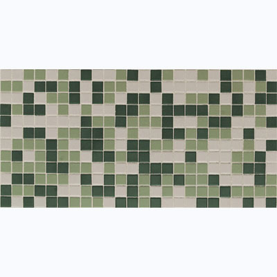 Daltile Keystones Blends 1 x 1 Mosaic Forest Blend DK0511MSP