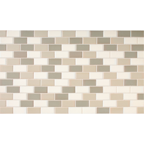 Daltile Keystones Blends 2 x 1 Mirage