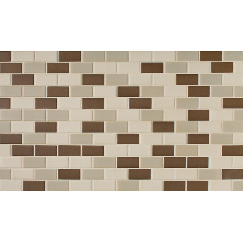 Daltile Keystones Blends 2 x 1 Chocolate