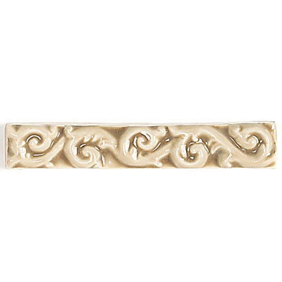 Daltile La Marque Accents Sheer Camel Mini Scroll 1 x 6 LM02 16DECOET1P