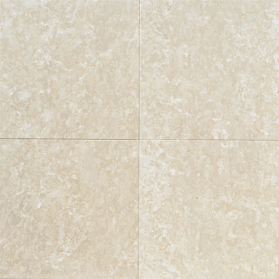 Daltile Marble 12 x 12 Polished Botticino Fiorito Polished