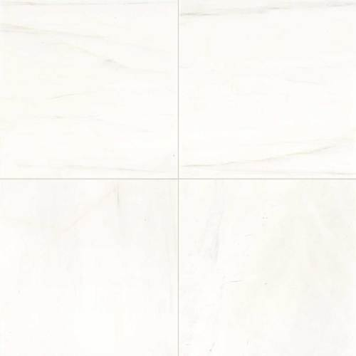 Daltile Marble 12 x 12 Polished Contempo White Polished