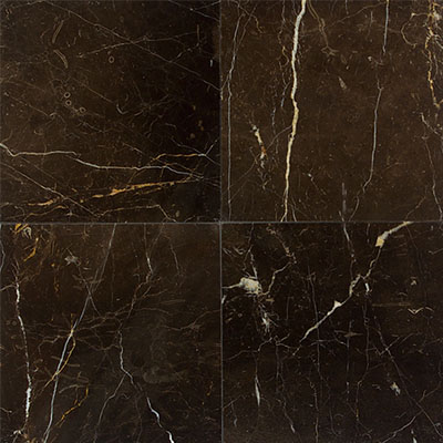 Daltile Marble 12 x 12 Polished St Laurent Oriental