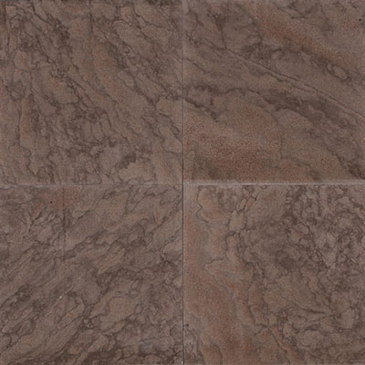 Daltile Marble 18 x 18 X 3/8 Honed Java Bean Cross Cut M191 18181U