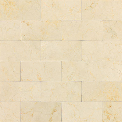 Daltile Marble 3 x 6 (All the other Marbles) Crema Marfil Classico Polished M722361L