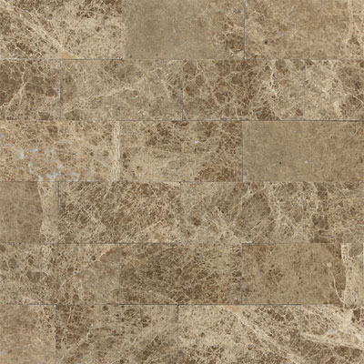 Daltile Marble 3 x 6 (All the other Marbles) Emperador Light Honed M712361U