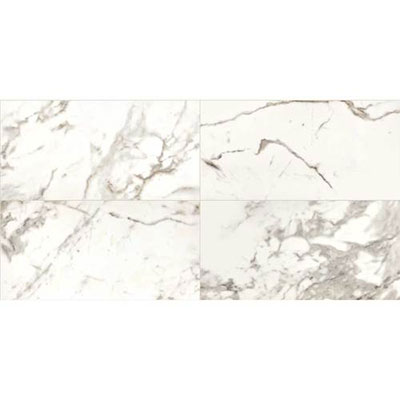 Daltile Marble Attache 12 x 24 Polished Calacatta