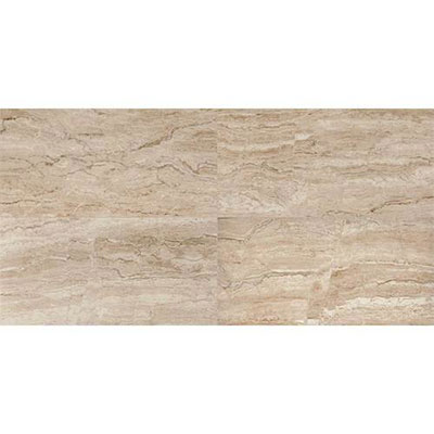 Daltile Marble Attache 12 x 24 Polished Travertine