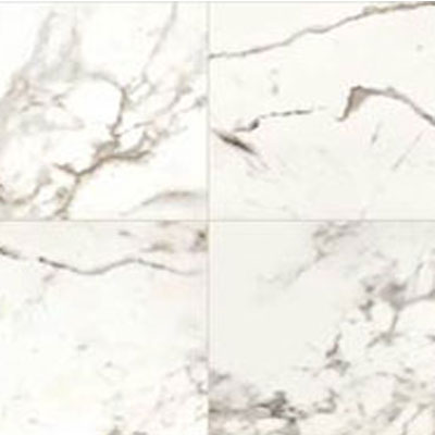 Daltile Marble Attache 24 x 24 Polished Calacatta