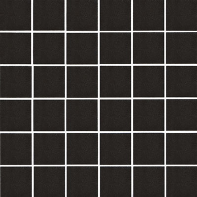 Daltile Match-Point 2 x 2 Mosaic Jet Black P12422MS1P