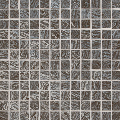 Daltile Metal Ages Mosaic 2 x 2 Clefted Pewter MA01 22MS1P2