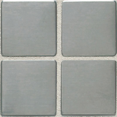 Daltile Metallica - Metal Tile 2x2 Mosaic Brushed Stainless Steel SS50 22MS1P