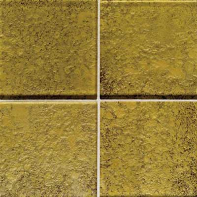 Daltile Molten Glass 2 x 2 Gold Mine MG17 221P