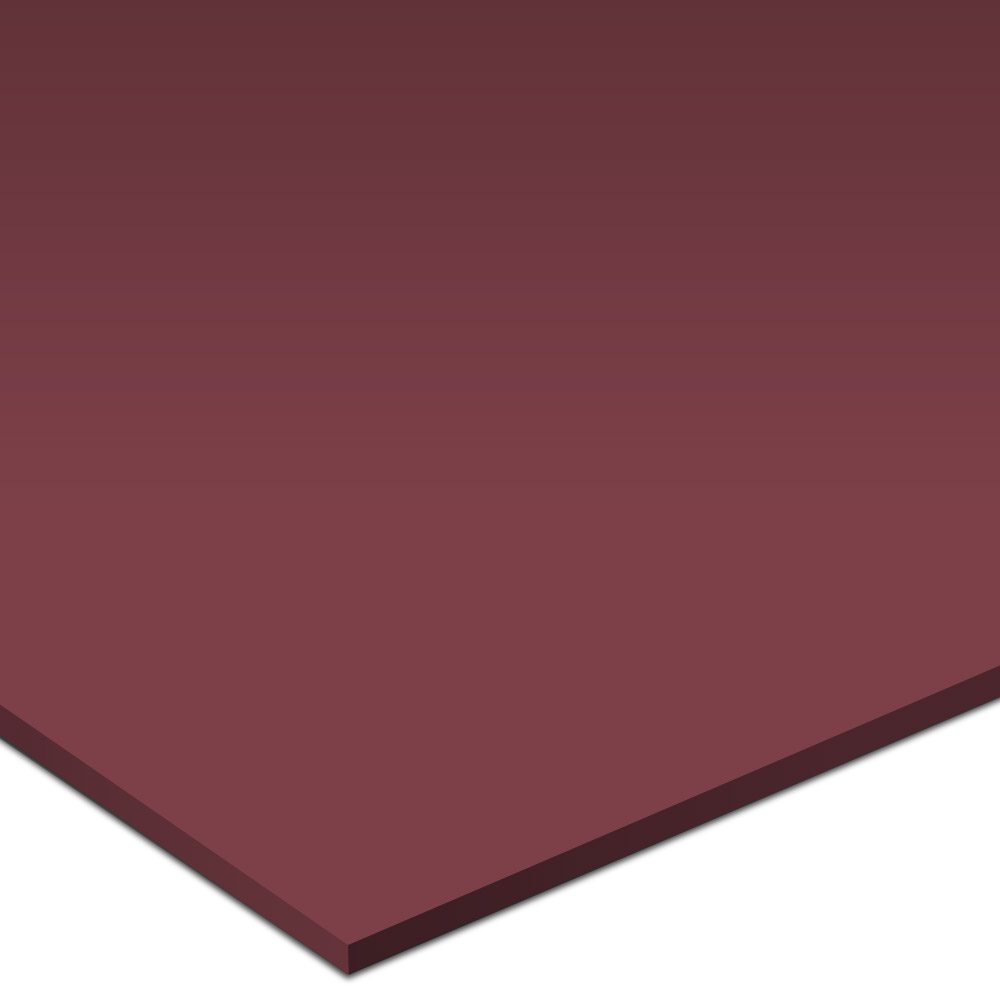 Daltile Natural Hues 3 x 3 Smooth Dot Mounted Burgundy