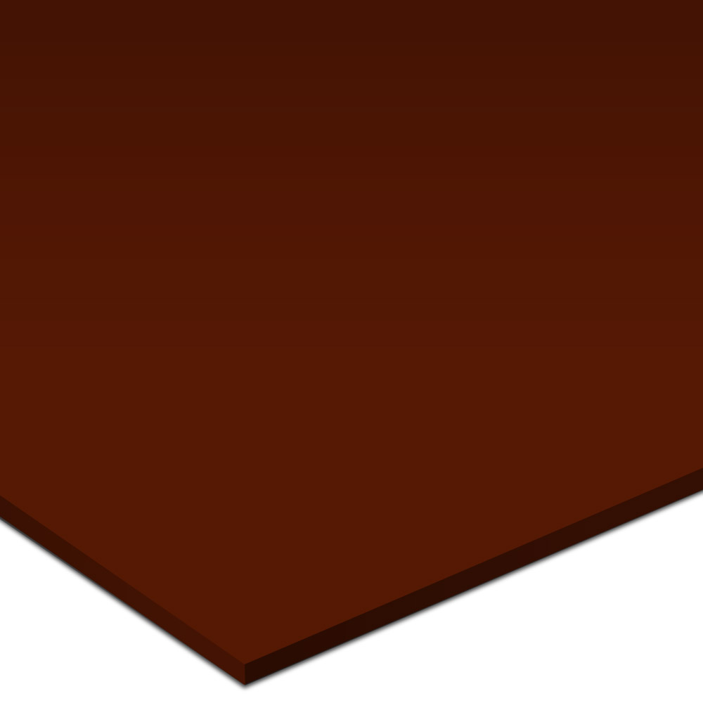 Daltile Natural Hues 3 x 3 Smooth Dot Mounted Chocolate