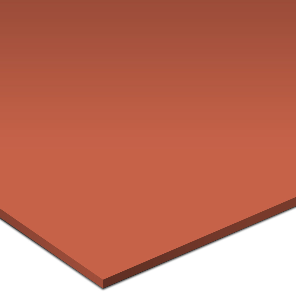 Daltile Natural Hues 3 x 3 Smooth Dot Mounted Paprika