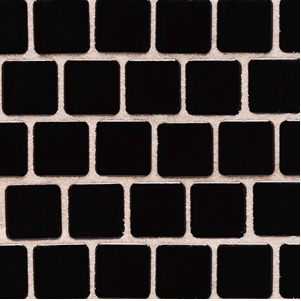 Daltile Nautical Coordinates Mosaic Black PO9911MSC1P
