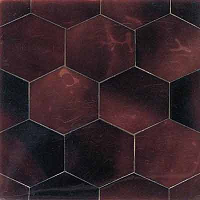 Daltile Ocean Jewels Hexagon Young Pin OJ02 22HX1L