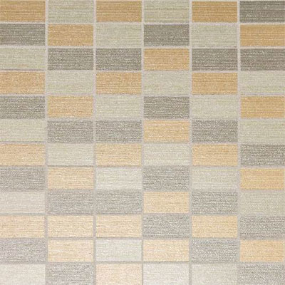 Daltile PZazz Mosaic 1 x 2 Warm Blend P268 12MS1P