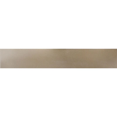 Daltile Render Metals Pleated Classic Bronze