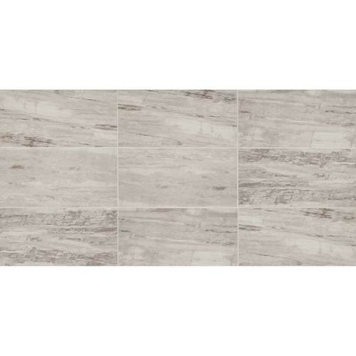 Daltile River Marble 12 x 36 Polished Silver Springs