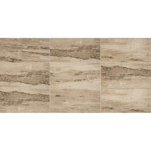 Daltile River Marble 6 x 24 Unpolished Sandy Flats