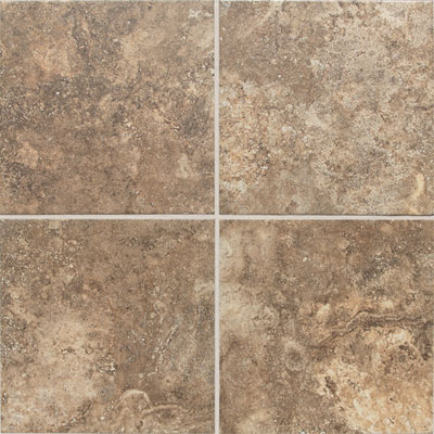 Daltile San Michele 12 x 12 Cross Cut Moka SI3212121P6
