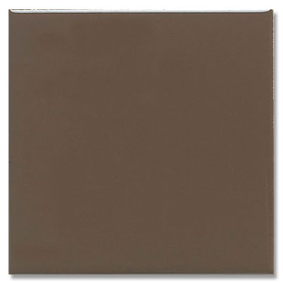 Daltile Semi-Gloss 6 x 6 Artisan Brown 0144