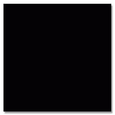 Daltile Semi-Gloss 6 x 6 Black K111