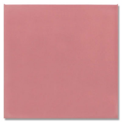 Daltile Semi-Gloss 4 1/4 x 4 1/4 Carnation Pink