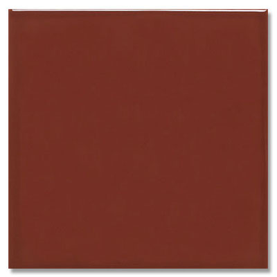 Daltile Semi-Gloss 6 x 6 Fire Brick Q093