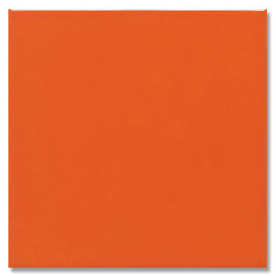 Daltile Semi-Gloss 6 x 6 Orange Burst Q097