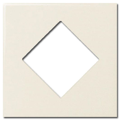 Daltile Fashion Accents Semi-Gloss Inserts Diamond Almond 4 x 4 FA52 13544DIA1P2