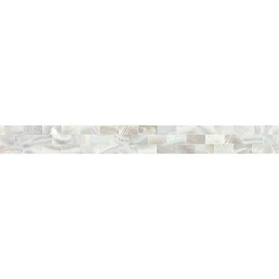 Daltile Shellscapes Sea Wall 1 x 12 SS75 112DECO1P