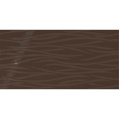 Daltile Showscape 12 x 24 Brushstroke Cocoa
