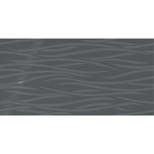 Daltile Showscape 12 x 24 Brushstroke Deep Grey