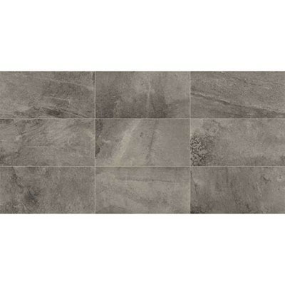 Daltile Slate Collection - Attache 12 x 24 Meta Dark Gray