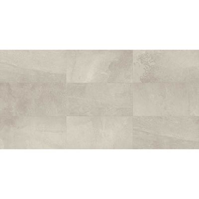 Daltile Slate Collection - Attache 12 x 24 Meta Light Gray