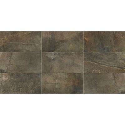 Daltile Slate Collection - Attache 12 x 24 Multi Green